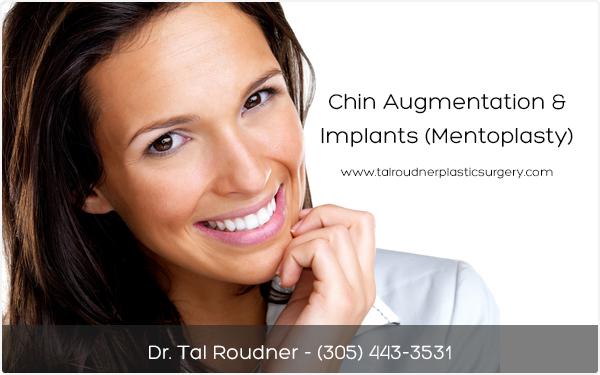 Chin Augmentation & Implants (Mentoplasty) Miami
