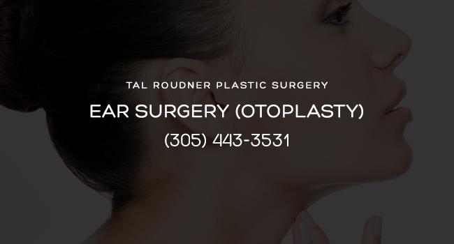 Ear Surgery (Otoplasty) Miami