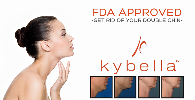 Kybella®: A New Option for Treating Double Chins!