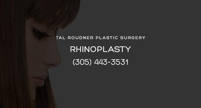 Nose Surgery (Rhinoplasty) Miami
