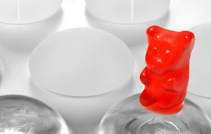 Gummy Bear Breast Implants by Miami Plastic Surgeon, Dr. Tal Roudner