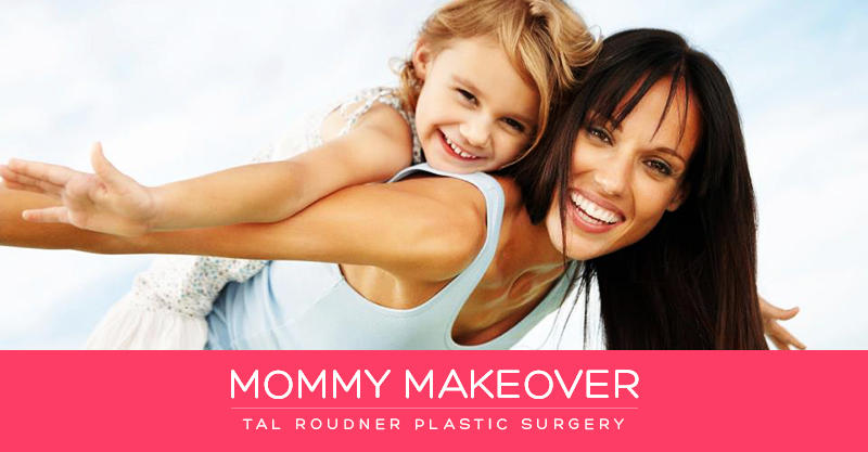 Mommy Makeover Surgery by Dr. Tal Roudner
