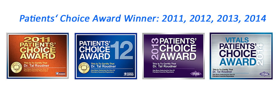 Best Plastic Surgeon Awards for 2011 2012 2013