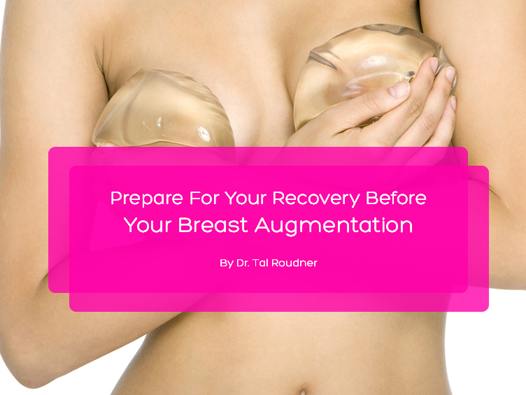 Recovery from breast augmentation think