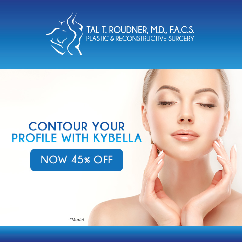 45% Off on the purchase of a Kybella Treatment
