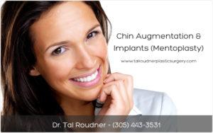 Chin Augmentation Implants (Mentoplasty) Miami